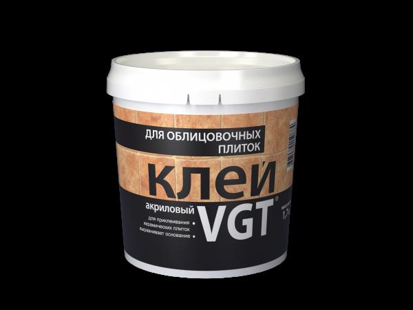 VGT клей для облицовочных плиток акриловый