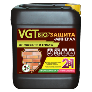 VGT bio защита от плесени и грибка
