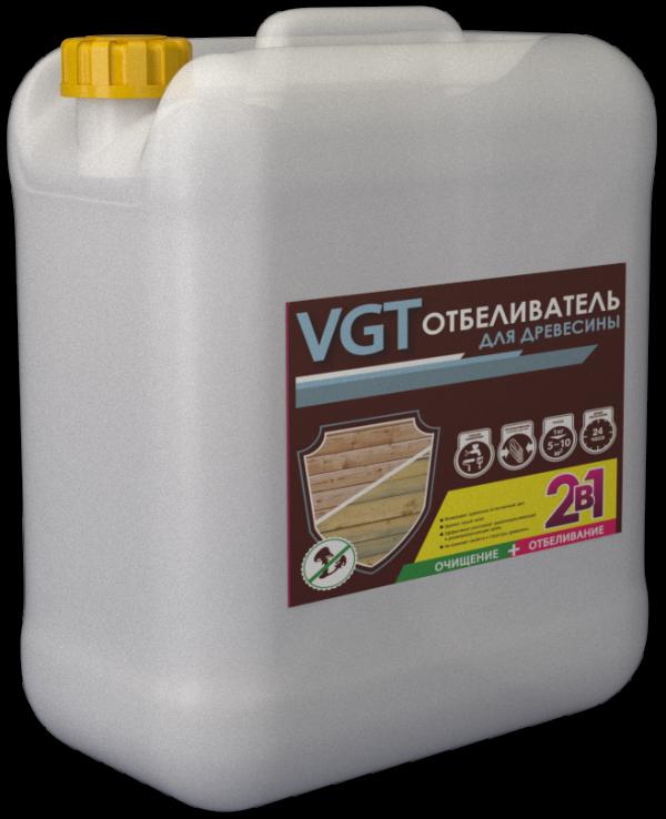 VGT отбеливатель для древесины