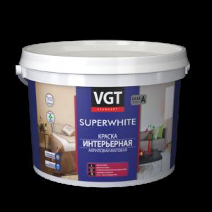 VGT краска интерьерная акриловая матовая