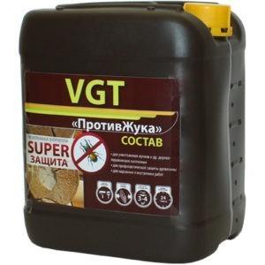 Деревозащитные составы VGT