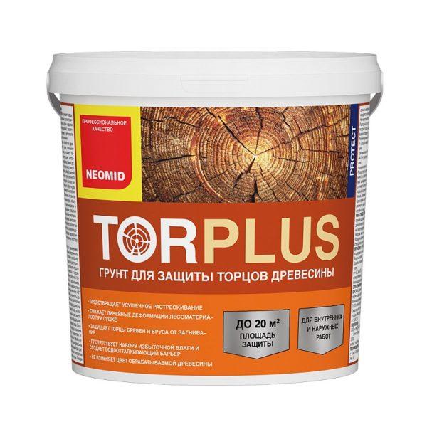 TorPlus грунт для защиты торцов древесины до 20м2
