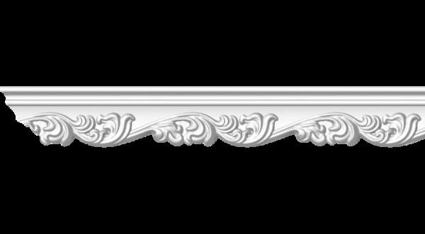 плинтус потолочный