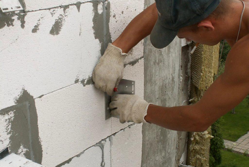 Подготовка бетонных поверхностей